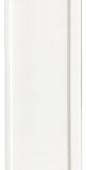 Вагонка пластиковая (ПВХ) Nordside матовая, 10см, Белый