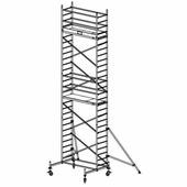 Модульная вышка строительная KRAUSE ProTec 0,7x2,0м (8,3м) (910165)