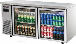 Стол холодильный Turbo air KGR15-2 700 мм