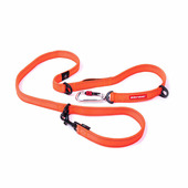Перестежка Vario 6 с карабином | 160 см | Оранжевый