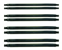 Тяж резиновый Beuchat 180x16 для основания 750 черн., пара