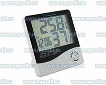 Термогигрометр настольный цифровой мегеон 20207