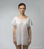 Рубашка без рукавов XL