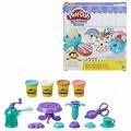 Hasbro Пластилин для детской лепки Play-Doh Выпечка и пончики