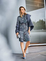 Электронная выкройка Burda - Платье-рубашка №108