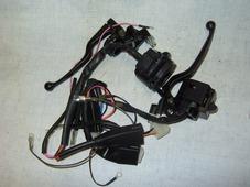 переключатели с рычагами сцепления и тормоза на руль Комплект