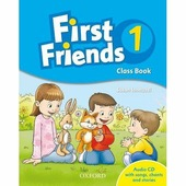"Susan Iannuzzi ""First Friends 1 Class Book Pack"""