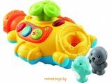 Игрушка для ванны - Подводная лодка, пускающая фонтан Vtech 80-113626