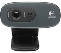 Веб-камера Logitech C270 (960-001063) Black (1280x720, Mic, USB 2.0)