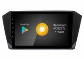 Штатная магнитола Roximo S10 RS-3713 для Volkswagen Passat b8 (Android 9.0)