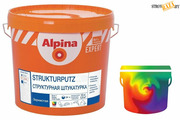 Alpina EXPERT Strukturputz R20 База1, 16 кг