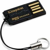 Кардридер Kingston USB microSD, microSDHC Reader (FCR-MRG2)