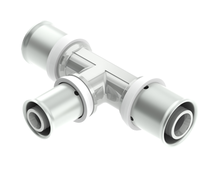 Thermotech Пресс-фитинг Т-образный редукционный 63*50*63 (арт. 74163-50) для теплого пола