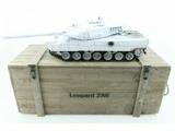 Радиоуправляемый танк Taigen Leopard 2 A6 (Германия) UN RTR 1:16 2.4GHz (деревянная коробка)
