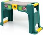"""Подставка """"Helex"""", с органайзером, цвет: зеленый, желтый"""