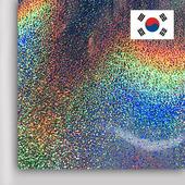 Пленка PROFI FLEX Hologram для плоттерной резки (DMHOL-01) Silver, 1м