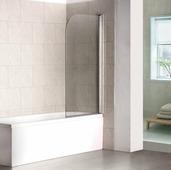 Стеклянная шторка для ванны RGW SC-05 80 см