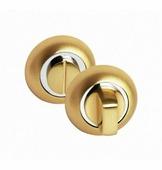 Завертка декоративная BUSSARE мат золото