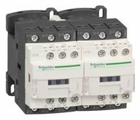 Реверсивный контактор 3-х полюсный 25A но+НЗ,24V DС Schneider Electric, LC2D25BD