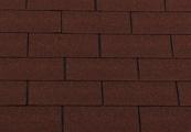 Гибкая битумная черепица RoofShield Американ Family Fl-A-35 Коричневый
