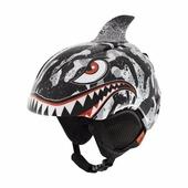 Горнолыжный шлем Giro Launch Plus детский черный XS(48.5/52CM)