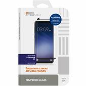 Защитное Стекло 3D Case Friendly Samsung S9, С Черной Рамкой