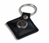 Заготовка, ключ RW1990 (кожаный)
