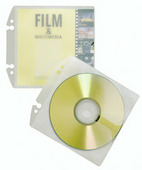 Набор карманов для дисков CD, 10 штук (количество товаров в комплекте: 10)