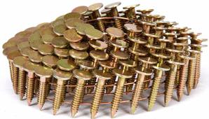 Vorel Гвозди барабанные для пневмопистолета 22х3.1мм 4200шт 72001