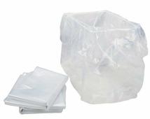 Пакеты для шредеров пластиковые HSM 108-104.3-105.3-B22-B24