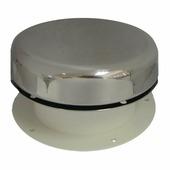 Дефлектор регулируемый Onmar 9504888 150 мм с резиновой прокладкой и москитной сеткой