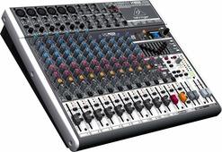 Behringer X1832USB микшерный пульт, 6 моно, 4 стерео, процессор эффектов, эквалайзер, USB