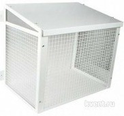 Защитное ограждение для кондиционера 1000 x 600 x 500