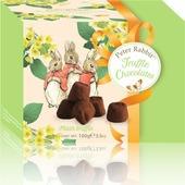 Конфеты Peter Rabbit французские трюфели, классические, 100 г