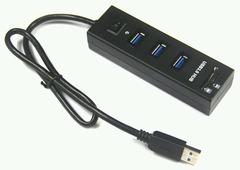 USB-концентратор Orient OrientBlack (JK-330)