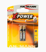 1510-0005 Батарейка Alkaline-XPower-1.5V-AAAA-bl2