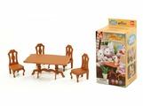 Игровой набор Haiyuanquan со стульями Happy Family
