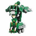 Робот-трансформер MZ Военный грузовик