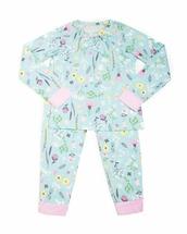 Пижама для девочек (фуфайка, брюки)