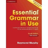 "Murphy, R. ""Essential Grammar in Use 4 edition with answers"""