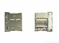 Коннектор MMC Sony E2303/E2312 (M4/M4 Dual)