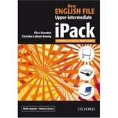 """Clive Oxenden """"New English File Upper-Intermediate iPack (multiple-computer/network)"""""""