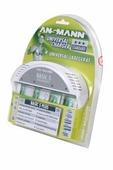 Зарядное устройство Ansmann Basic 5 plus BL1 для Ni-MH/Ni-Cd аккумуляторов