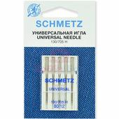 Набор универсальных игл SCHMETZ №80 (5 шт.)