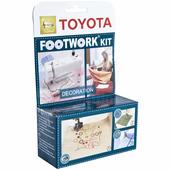 Набор лапок для декоративных работ Toyota Footwork kit Decoration