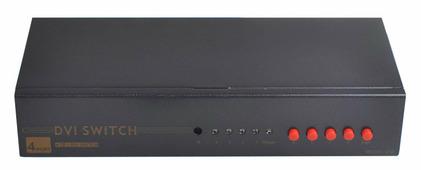Переключатель AVE DSW 4x1 (DVI 4 входа - 1 выход)