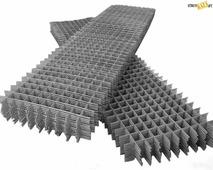 Сетка сварная 100х100х3 мм., облегченная, карта 2х1м, шт.