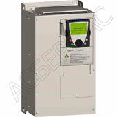 Преобразователи частоты Преобразователь частоты 30 кВт, 380В, 3 фазы, (с панелью управления) Schneider Electric