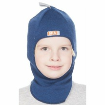 OTTO Шлем зимний (Черный ирис)