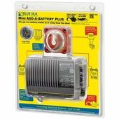 Полный комплект для обслуживания АКБ Blue Sea Add-A-Battery Plus 7654 65 А для небольших судов
